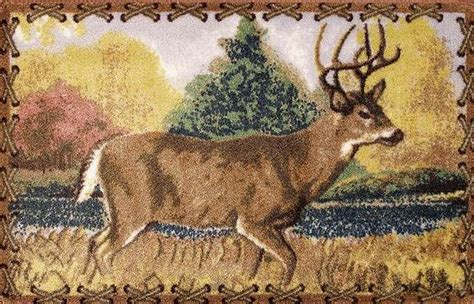 deer bathroom rugs deer cabin lodge bathroom accessories rugs mats free shipping and free gifts available