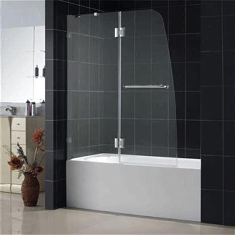 bathtub cutaway dreamline aqua hinged cutaway tub door shdr 3148586