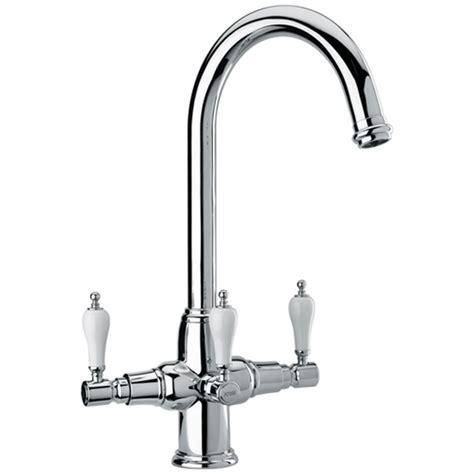 Brita Kelda Chrome 3 Way Traditional Filtered Water