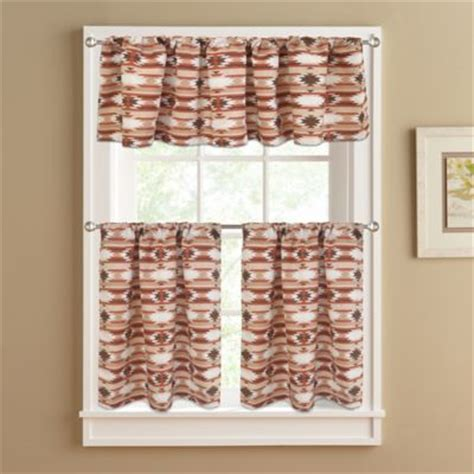 Southwestern Kitchen Curtains Buy Southwest Curtains From Bed Bath Beyond