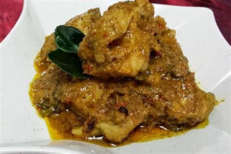 Rendang Kering Rendang Kaleyo Rendang Daging Khas Minang resepi rendang ayam minang asli sedap khazanah resepi