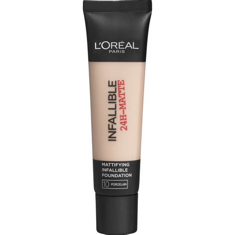 Foundation Loreal Matte l oreal infallible matte foundation coverbrands