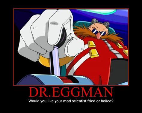Eggman Meme - dr eggman demotivator by crvemaster on deviantart
