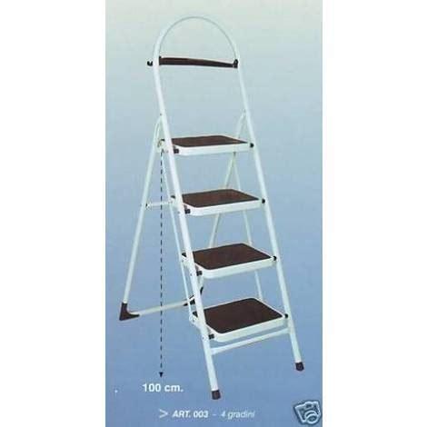 scala sgabello scala sgabello sicuro 5 gradini struttura in metallo
