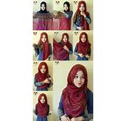 15 Easy And Simple Hijab Tutorials  How To Wear Steps