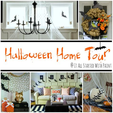 at home halloween decorations halloween home decor
