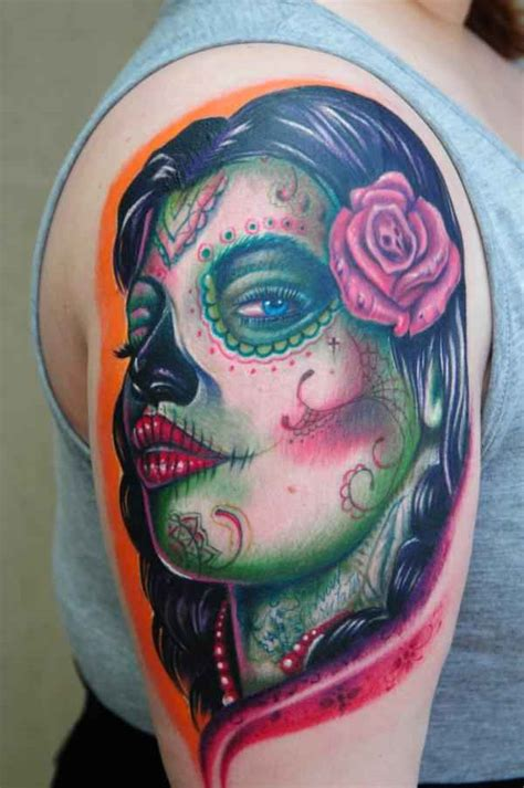 tattoo nightmares day of the dead day of the dead sugar skull tattoo design sex porn images