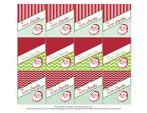 free printable secret santa gift tags new calendar santa gift tags search results calendar 2015