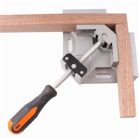 angle clamp  degree adjustable corner clamp woodworking