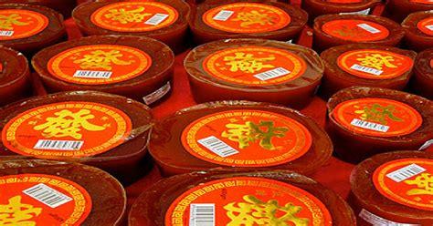 Kue Keranjang Khas Imlek bermakna dalam ini 9 makanan khas imlek yang wajib ada