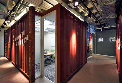 googles haifa offices officelovin