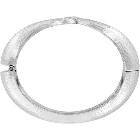 New Look Scroll Bangle genoa scroll genoa scroll hinged bangle bracelets