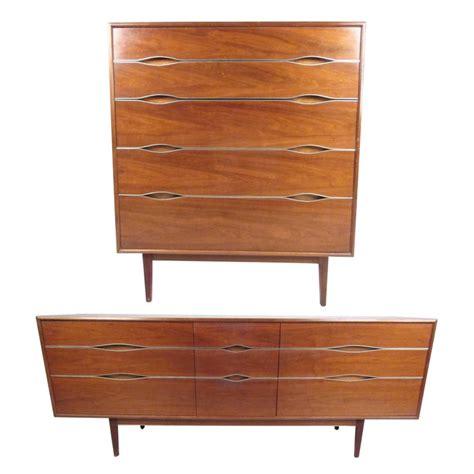 bedroom dressers for sale striking vintage modern walnut bedroom dressers for sale at 1stdibs