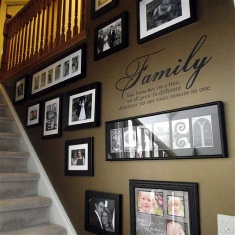 www wall decor 40 must try stair wall decoration ideas