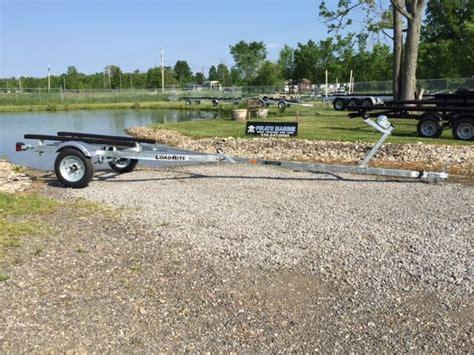 load rite pontoon boat trailer new aluminum utility models parkersburg west virginia