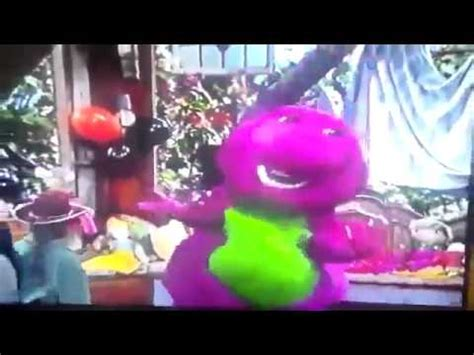 youtube barney and friends halloween party included barney s