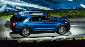 ford production 2020 2020 ford explorer limited on stage motortrend