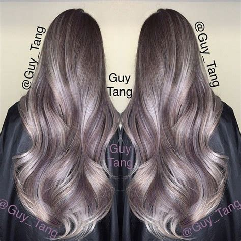 guy tang grey hair 25 best ideas about pravana silver on pinterest silver