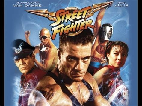 film thailand fighter full movie street fighter 1994 audio commentary rant youtube