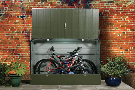 Bike Shed Australia by Secure Bike Storage Sheds Trimetals Uk