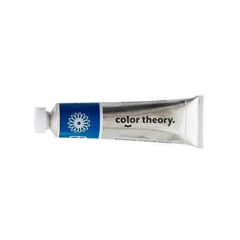 color theory acrylic paint something blue studio calico