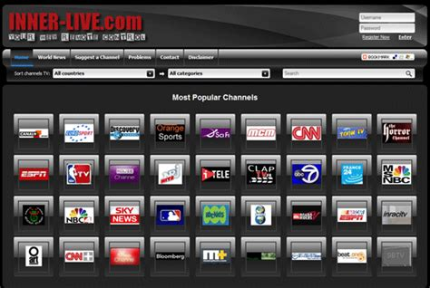 tv online inner live stream tv and news channels online