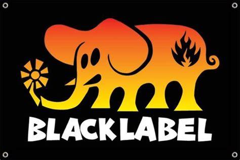 black label skate logo imagui
