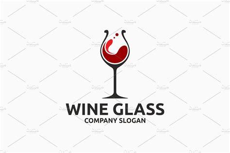 vineyard winery web template pack from serif com wine glass logo templates creative market