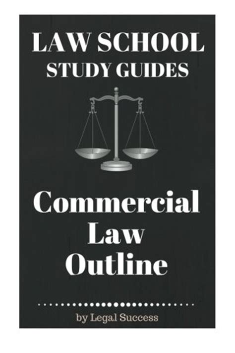 Study Aids School Outlines by School Study Guides Commercial Outline Commercial Outline Volume 14 Media Books