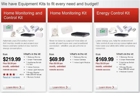 verizon launches home security energy management