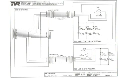 dashboard wiring diagram wiring diagrams