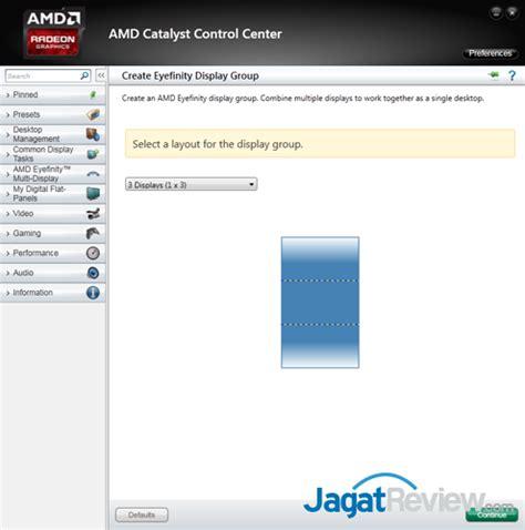 Vga Amd R9 290x uji performa vga amd radeon r9 290x pada eyefinity 3 monitor jagat review