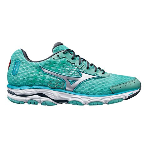 womens mizuno wave inspire 11 running shoe at road runner