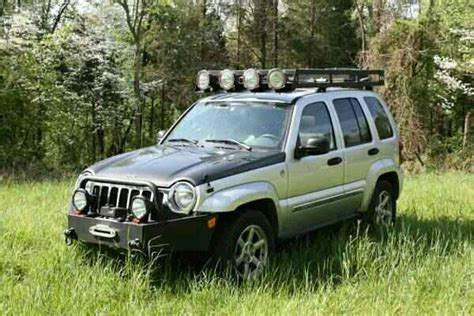 offroad jeep liberty 2006 jeep liberty off road build 2 bov pinterest