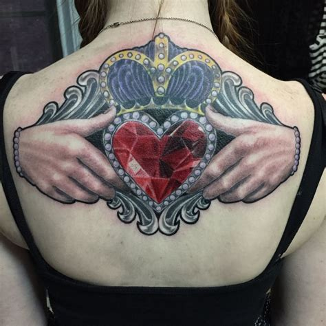 louisville tattoo claddagh by travis louisville tattoos