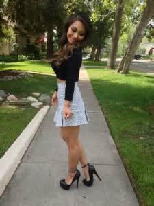 Jaket Friday Killer Micro Hd Black ootd mini skirts and crop tops jess lizama
