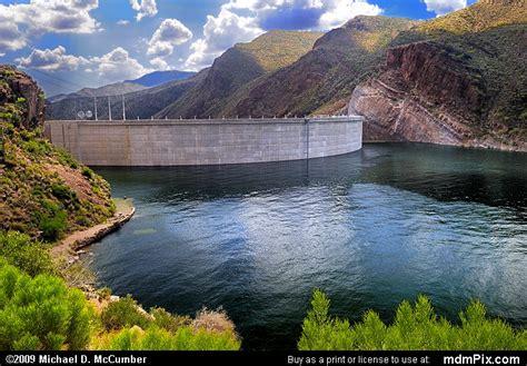 boating license az lake side of theodore roosevelt dam arizona picture