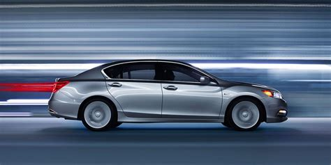 who is the maker of acura acura proves expert hybrid engineering with 2016 acura rlx