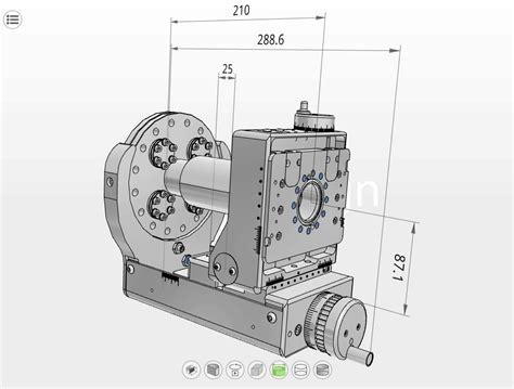 cadenas partsolutions solidworks uhv design s customers download 15 000 3d cad models in