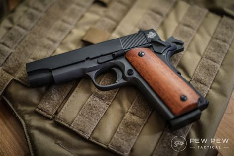 rock review 1911 tactical www pixshark images galleries with a bite
