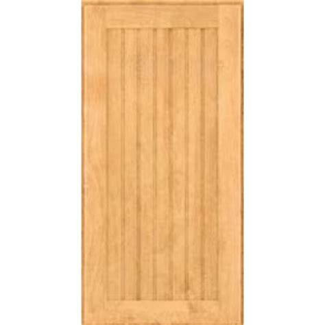 are kraftmaid cabinets solid wood kraftmaid square beaded solid birch natural cabinets