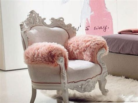 blush pink fur chair 17 best images about room design chairs and