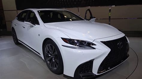 lexus is300 2018 2018 lexus ls 500 f sport youtube
