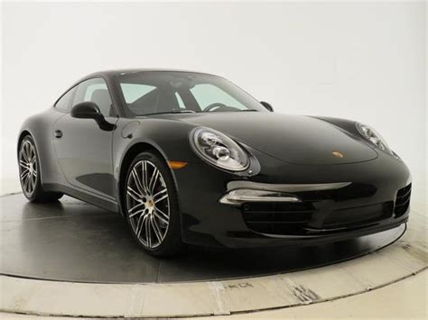 porsche coupe black 2016 porsche 911 black edition coupe for sale in los