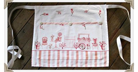 pattern for french apron jenny of elefantz a free french cafe apron pattern for