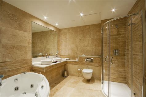 travertine tile ideas bathrooms maid just for you the tender loving care of stone