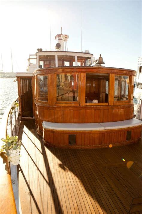 yacht zumbrota get married aboard the historic yacht zumbrota built in