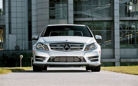 mercedes c250 sport 2012 2012 mercedes c class reviews and rating motor trend