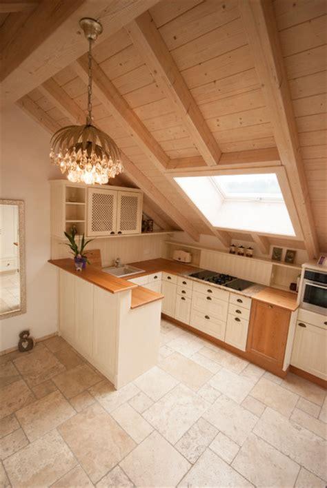 wohnung landhausstil sanierung und neuausbau einer dachgeschoss wohnung