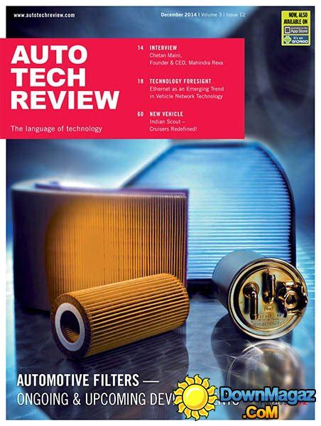 Auto Tech Review   December 2014 » Download PDF magazines